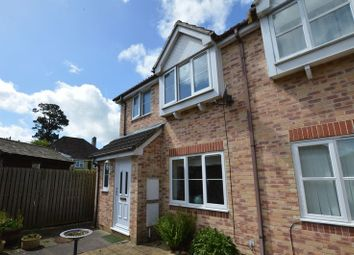 Thumbnail 3 bed end terrace house for sale in Woodsage Drive, Gillingham