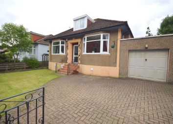 Thumbnail 3 bed bungalow for sale in Craigdhu Road, Milngavie, Glasgow, East Dunbartonshire