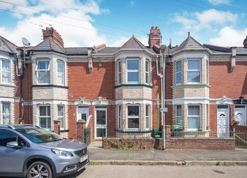 Thumbnail 3 bed terraced house to rent in Drakes Road, Exeter