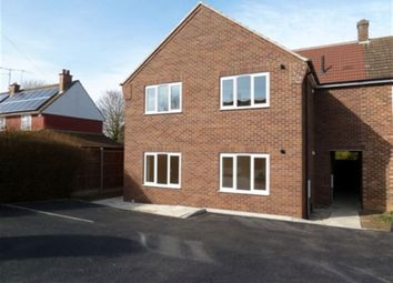 Thumbnail 3 bed flat to rent in Beech Rise, Sleaford, Lincs