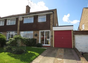 Thumbnail 3 bed semi-detached house for sale in Verbena Way, Hedge End, Southampton