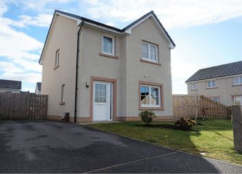 Thumbnail 3 bed detached house for sale in Willow Court, Dingwall