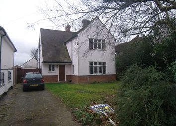 Thumbnail 4 bedroom property to rent in Harrow Drive, Hornchurch