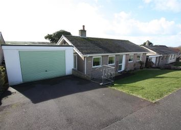 Thumbnail 3 bed detached bungalow for sale in Chynance Drive, Newquay
