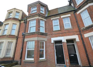 Thumbnail 1 bed flat to rent in Grove Road, Lowestoft