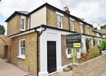 Thumbnail 3 bedroom end terrace house for sale in Richmond Parade, Richmond Road, Twickenham