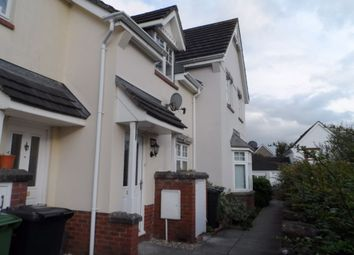 Thumbnail 2 bed terraced house to rent in Barleycorn Fields, Landkey, Barnstaple, Devon