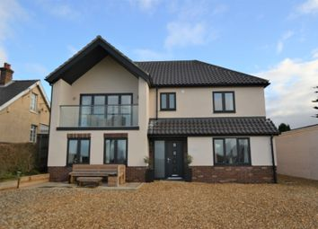 Thumbnail 5 bedroom detached house for sale in Hunstanton Road, Heacham, King's Lynn