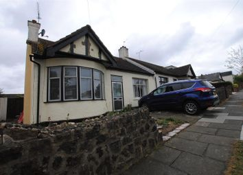 Thumbnail 2 bed bungalow for sale in Hill Road, Southend-On-Sea