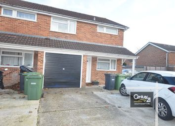Thumbnail 3 bed terraced house to rent in Whyteways, Eastleigh, Hampshire