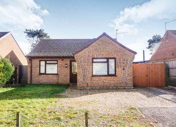 Thumbnail 2 bed detached bungalow for sale in Margarets Close, Hunstanton