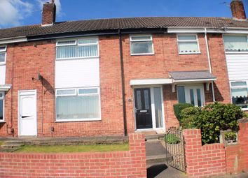 Thumbnail 3 bed terraced house for sale in Huxley Walk, Hartlepool