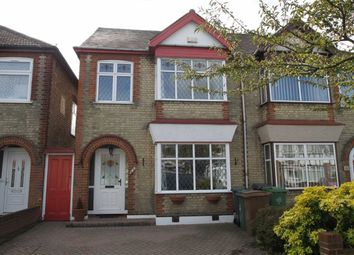 Thumbnail 5 bed semi-detached house for sale in Hampton Road, London