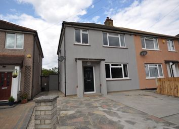 Thumbnail 3 bed property to rent in Bevan Way, Hornchurch