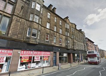 Thumbnail 1 bed flat to rent in Great Junction Street, Edinburgh