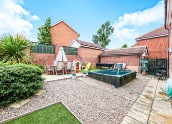 Thumbnail 4 bed detached house for sale in St Annes Close, Staveley, Chesterfield