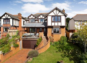 Thumbnail 4 bed detached house for sale in The Yannons, Teignmouth, Devon