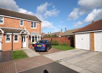 Thumbnail 3 bed semi-detached house to rent in Madrona Close, Shiney Row, Houghton Le Spring