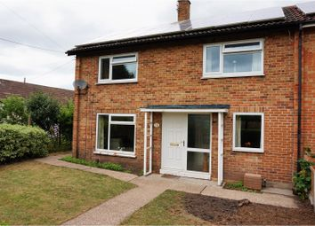 Thumbnail 3 bed end terrace house for sale in Chestnut Avenue, Bingham