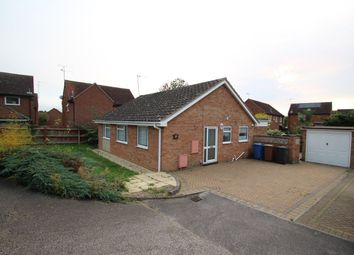 Thumbnail 3 bedroom detached bungalow for sale in Appleby Close, Ipswich