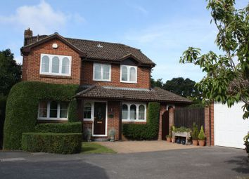Thumbnail 4 bedroom detached house for sale in Brooklynn Close, Waltham Chase, Southampton