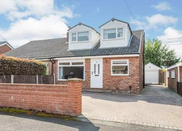 Thumbnail 3 bed semi-detached house for sale in Queensway, Euxton, Chorley, Lancashire
