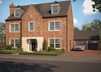 Thumbnail 6 bed detached house for sale in Spofforth Park, Spofforth Hil, Wetherby