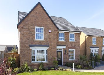 "Thumbnail 4 bed detached house for sale in ""Holden"" at Halse Road, Brackley"