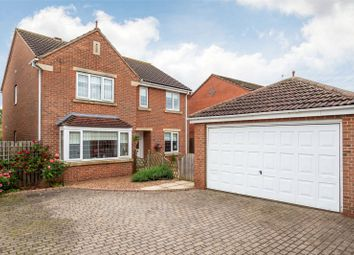 Thumbnail 4 bed detached house for sale in York Road, Cliffe, Selby