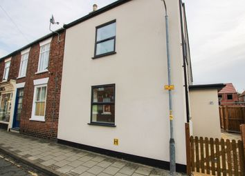 Thumbnail 3 bed end terrace house to rent in Union Street, Market Rasen