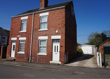 Thumbnail 2 bed semi-detached house for sale in Conisborough, Doncaster