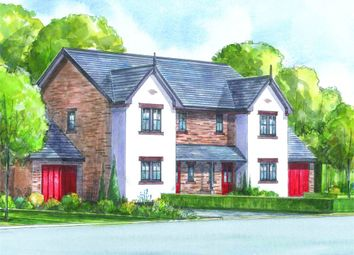 Thumbnail 3 bed semi-detached house for sale in The Gelt, St Cuthberts, Wigton, Cumbria