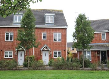 Thumbnail 3 bed end terrace house for sale in Cheal Way, Wick, Littlehampton