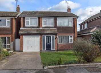 Thumbnail 4 bed detached house for sale in Pinewood Close, Southwell