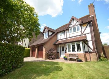 Thumbnail 4 bed detached house for sale in Little Britain, Waddesdon, Aylesbury
