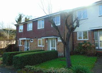 Thumbnail 3 bed terraced house to rent in Lees Road, Willesborough, Ashford