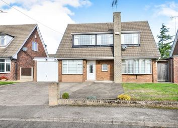Thumbnail 3 bed bungalow for sale in Mansfield Road, Edwinstowe, Mansfield, Notts