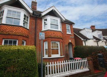 Thumbnail 1 bed flat to rent in Victoria Road, Crawley