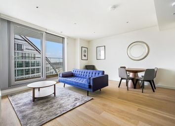 Thumbnail 2 bedroom flat to rent in Charrington Tower, New Providence Wharf, London