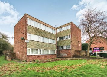 Thumbnail 2 bed flat for sale in Braemar Close, Coventry