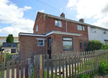Thumbnail 3 bed semi-detached house for sale in Southwood Close, Cinderford