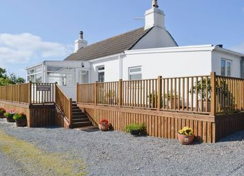 Thumbnail 2 bed detached bungalow for sale in Valleyfield Cottage, Kirkcolm