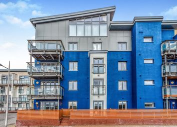 Thumbnail 2 bed flat for sale in St Christophers Court, Maritime Quarter, Swansea
