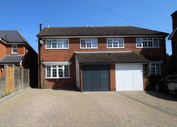 4 bed semi-detached house for sale in Merry Hill Road, Bushey WD23.