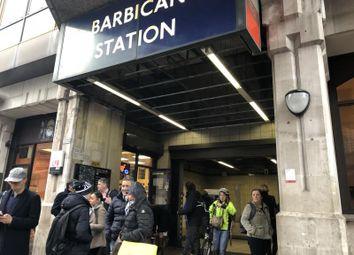 Thumbnail Retail premises to let in Retail Unit, 136, Aldersgate Street, Barbican