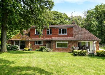 Thumbnail 4 bed detached house for sale in Horsham Road, Walliswood, Dorking, Surrey