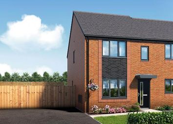 "Thumbnail 3 bed property for sale in ""The Leathley At Riverbank View"" at Levens Street, Salford"