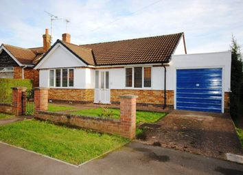 Thumbnail 2 bedroom bungalow to rent in Thornby Drive, Kingsthorpe, Northampton
