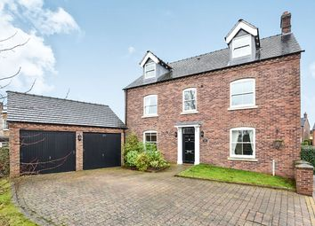 Thumbnail 5 bed detached house for sale in Hillcrest, Aston-On-Trent, Derby