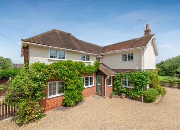 Thumbnail 4 bed detached house for sale in Fifield Road, Fifield, Maidenhead, Berkshire